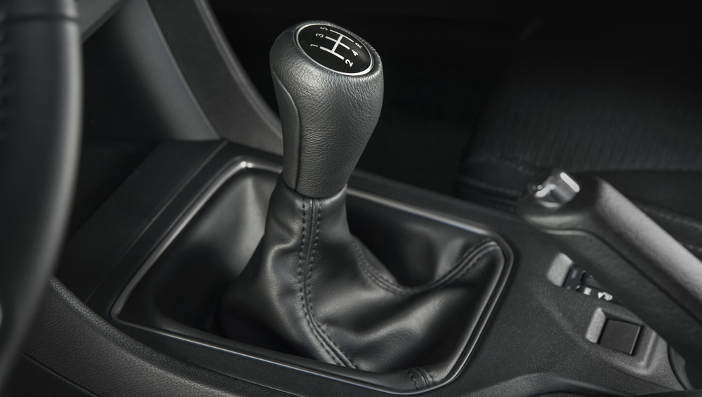 2020 Subaru Impreza 5-speed Manual Transmission (5MT))