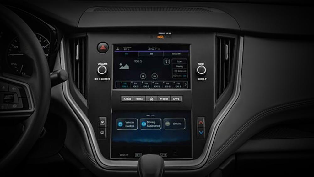 Interior 2020 Legacy Subaru Canada