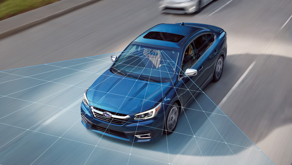 2020 Subaru Legacy EyeSight Driver Assist Technology