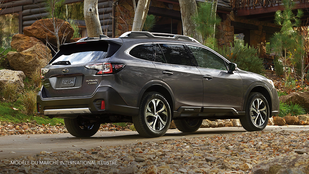 Subaru Outback 2020 - Compétences supérieures