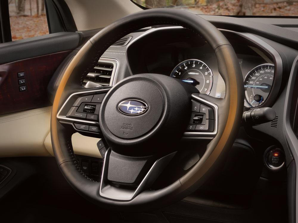 Interior - 2021 Ascent - Subaru Canada