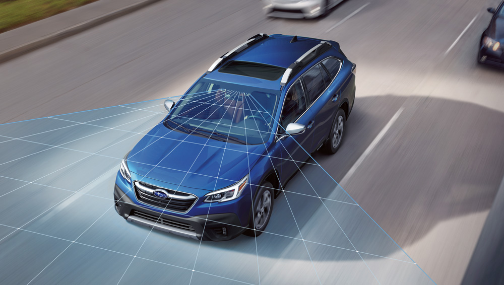 2021 Subaru Outback EyeSight<sup>®</sup> Driver-Assist Technology