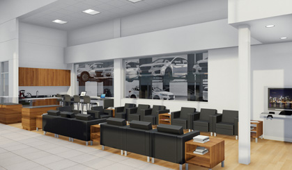 More Customer Comforts