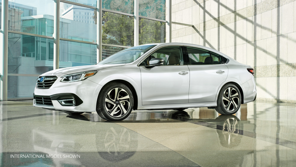 2020 Subaru Legacy - Remarkable Value
