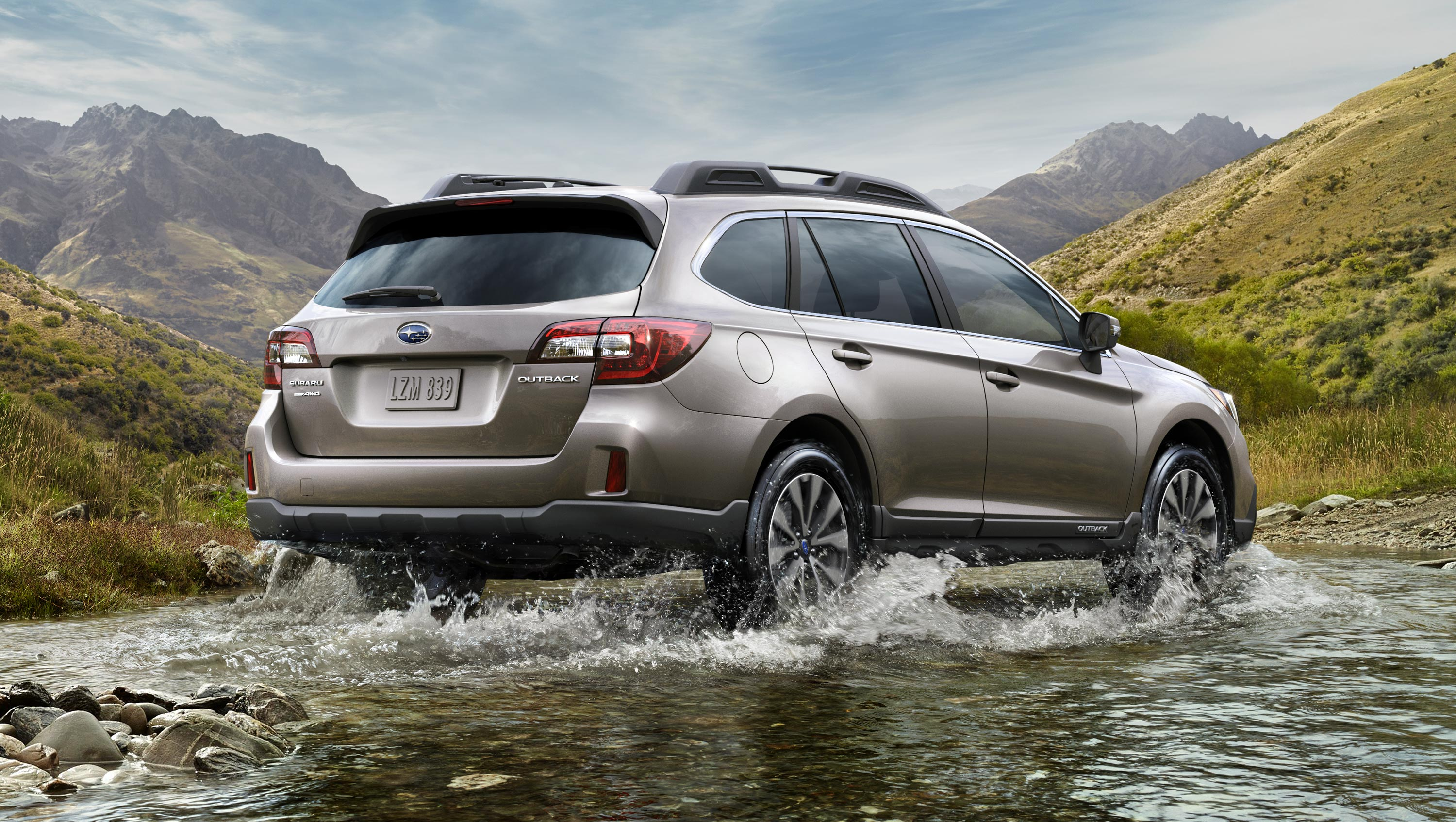 AWD - All-road, all-weather capability = more freedom