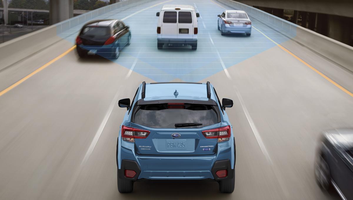 Subaru EyeSight® Driver Assist Technology