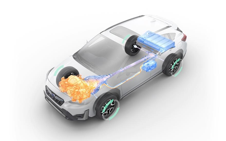 Subaru StarDriveTM Technology