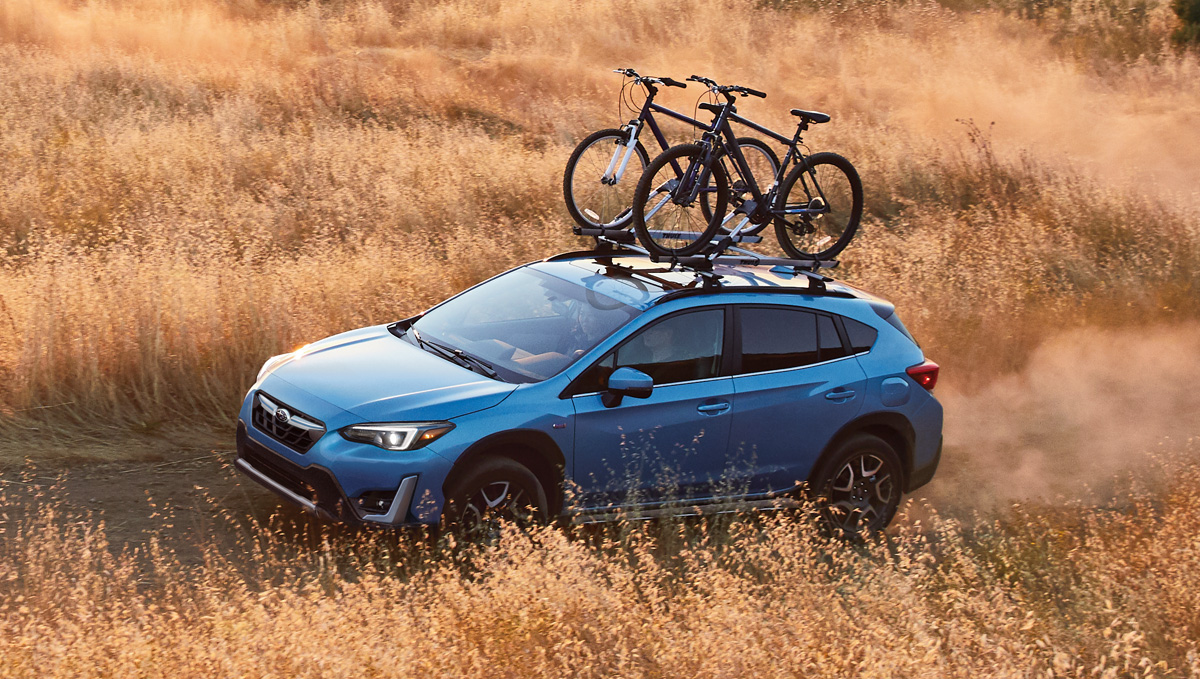 Subaru Symmetrical Full-Time AWD