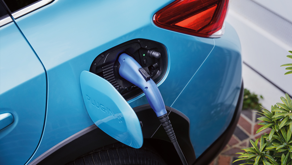 Plug-in Charging