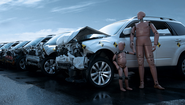 Subaru Advanced Frame - Engineered to surpass industry-leading safety standards