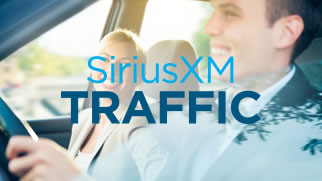 Subaru Infotainment systems SiriusXM Traffic