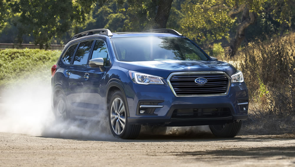 2019 Subaru Ascent - Commanding capability