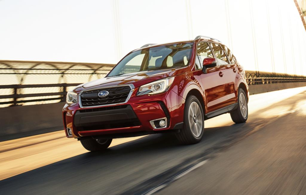 SUBARU 2017 Forester 2.0XT Limited