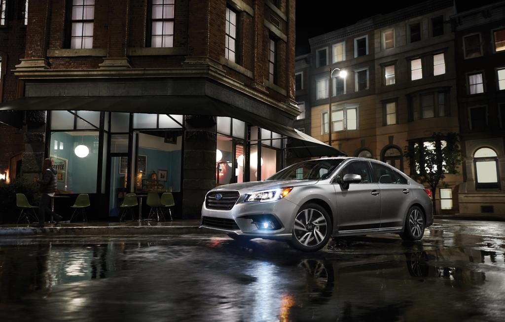 Subaru Legacy 2018 TOP SAFETY PICK+