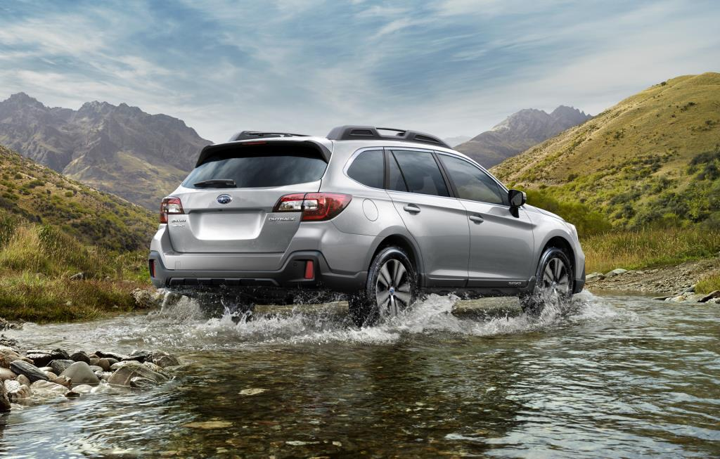 Subaru Outback 2018 TOP SAFETY PICK+