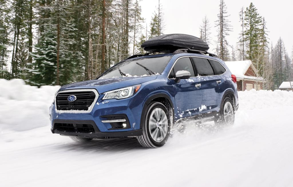 2020 Subaru Ascent  photo