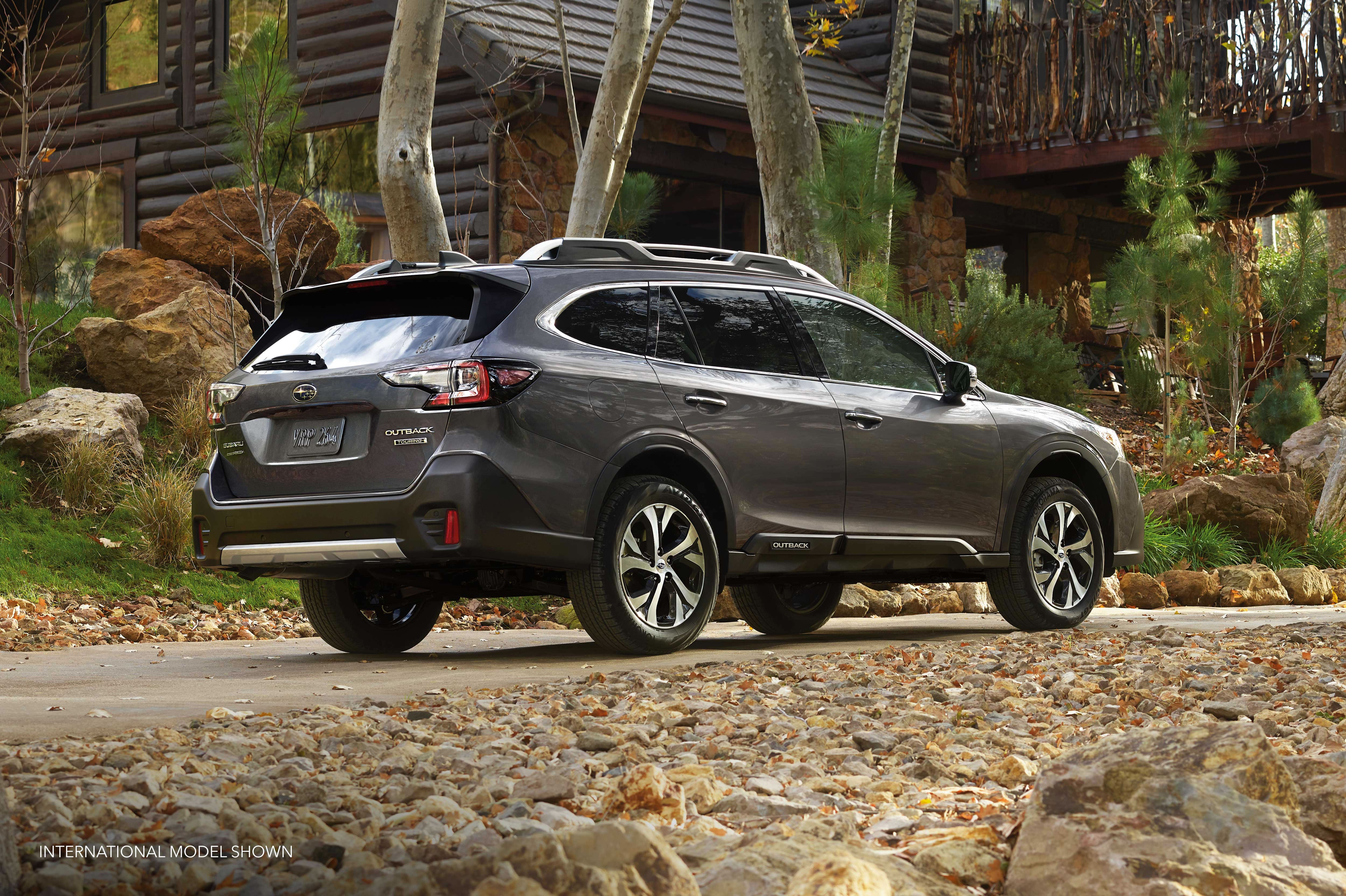 2020 Subaru Outback Subaru Canada Subaru Canada