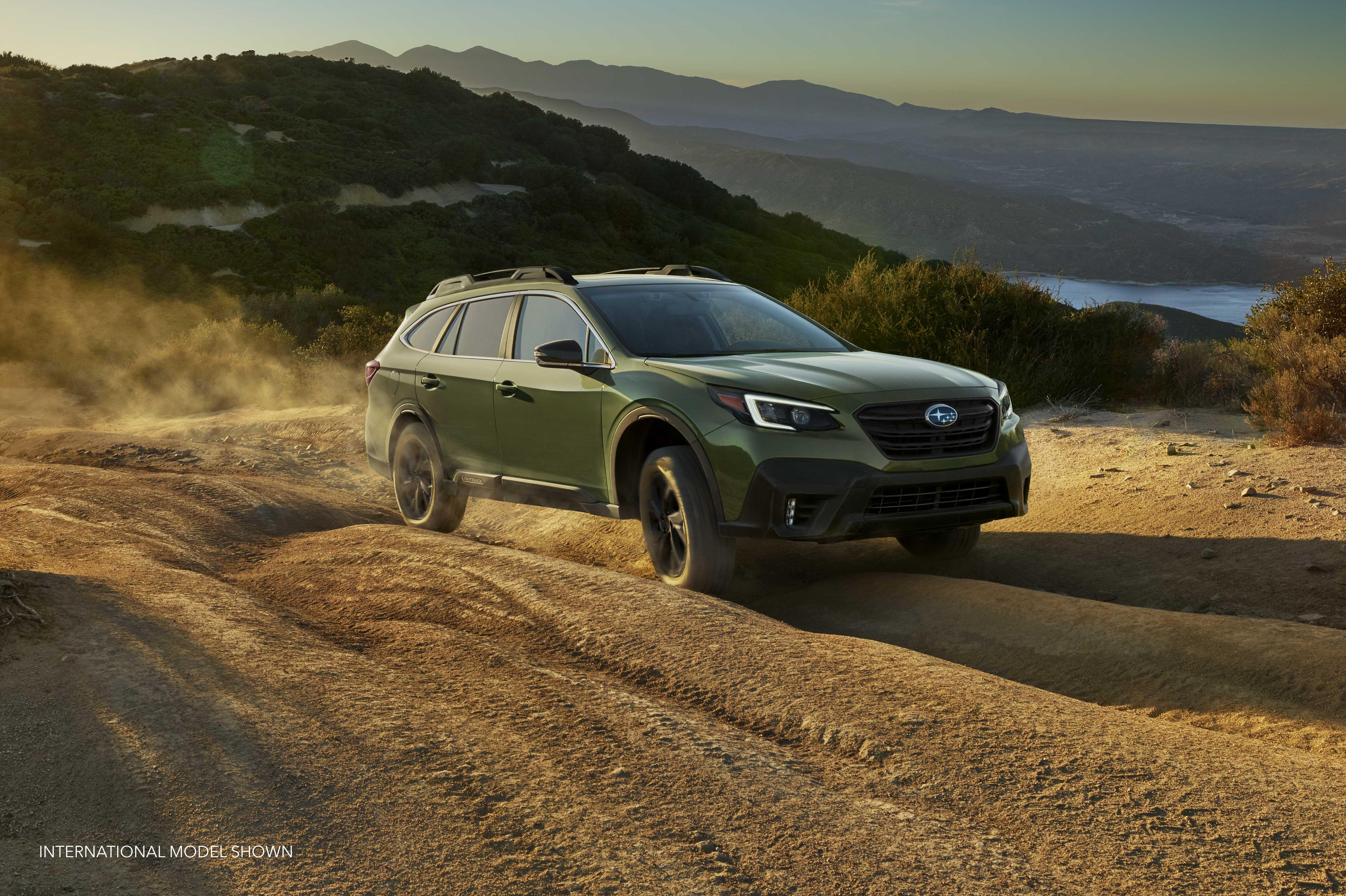 2020 Subaru Outback - Subaru Canada - Subaru Canada