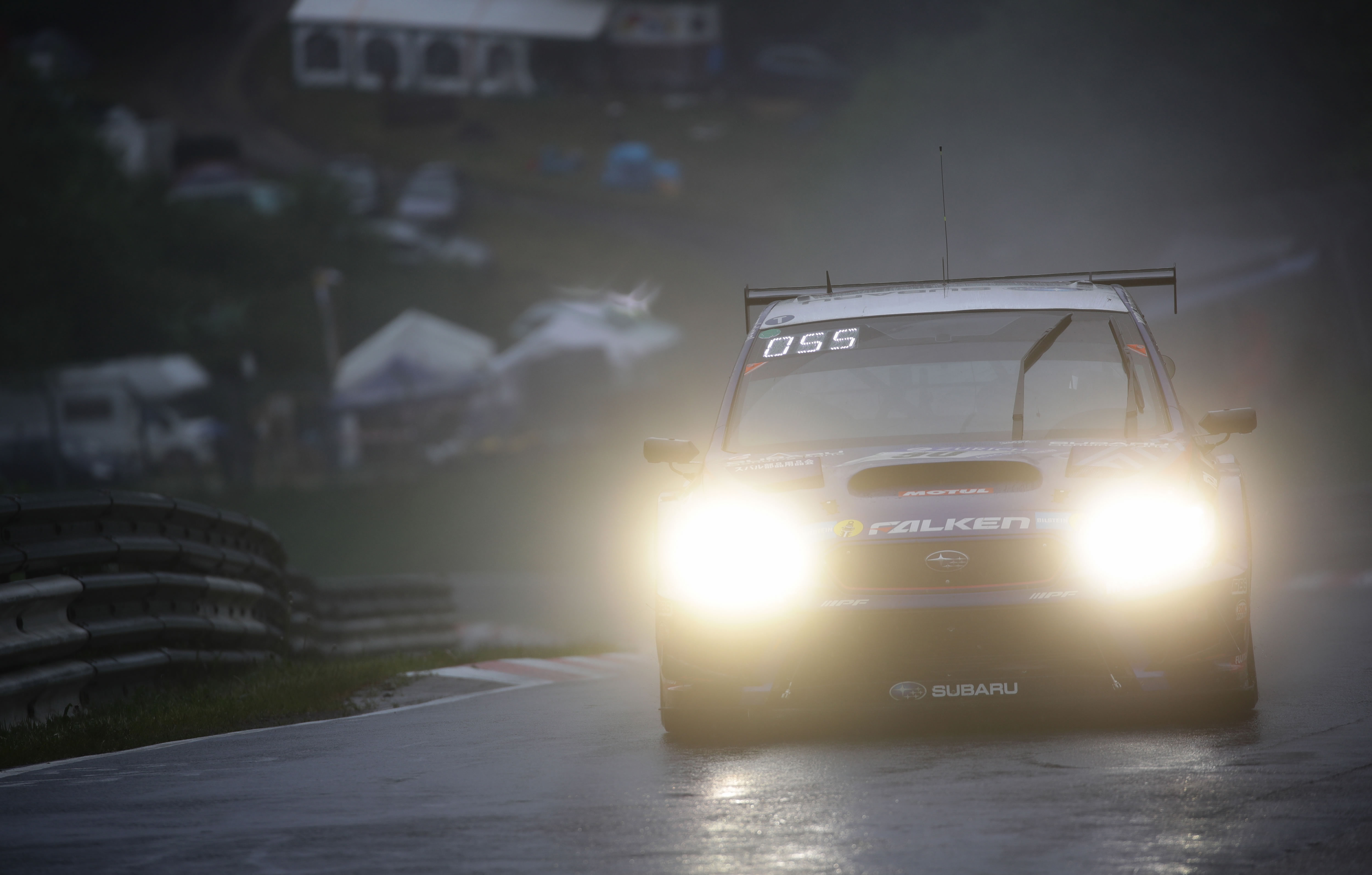 The 24 Hours Nürburgring