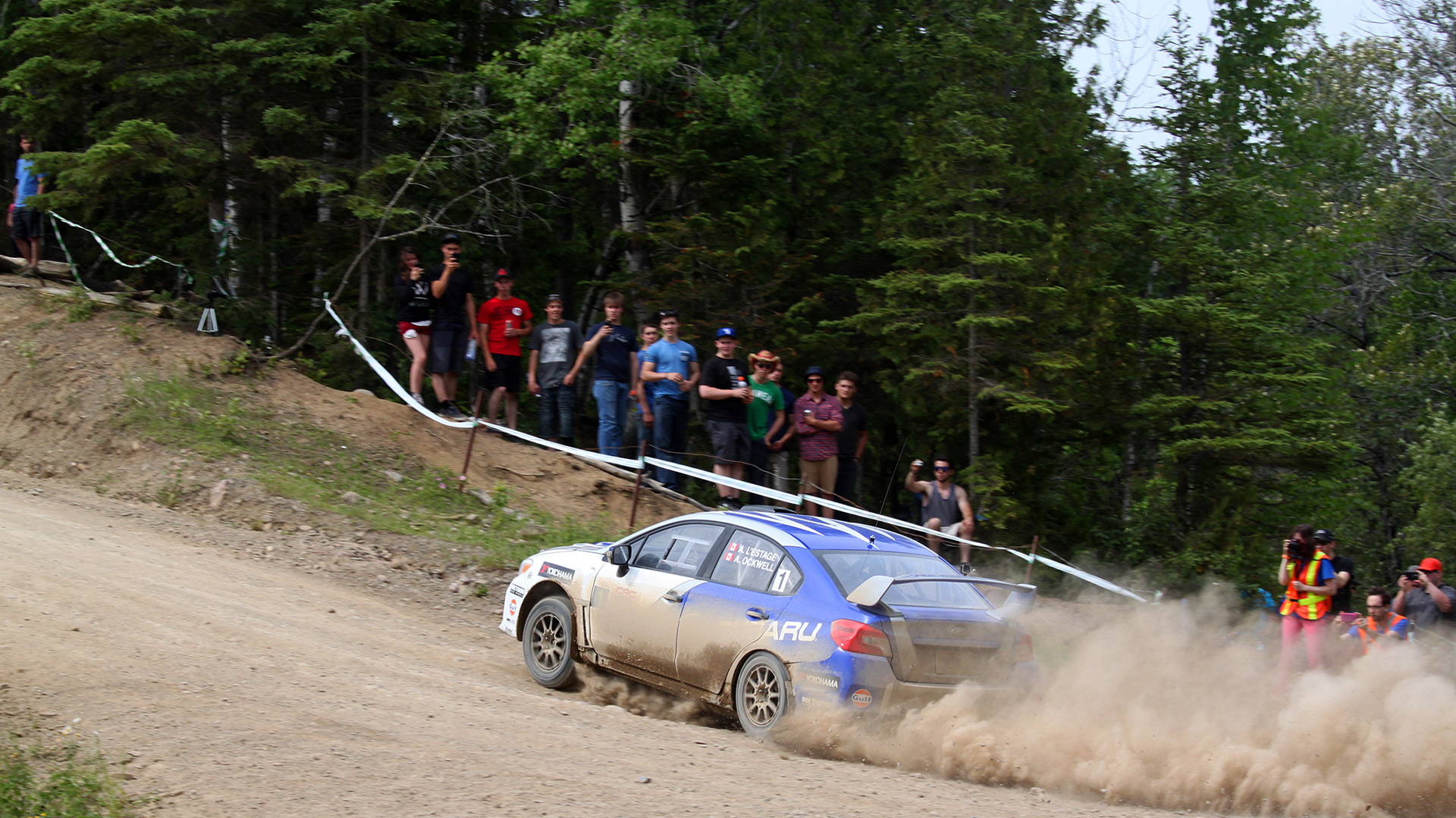 Rallyes canadiens