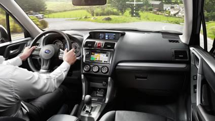 Subaru Forester 2014 More Comfort