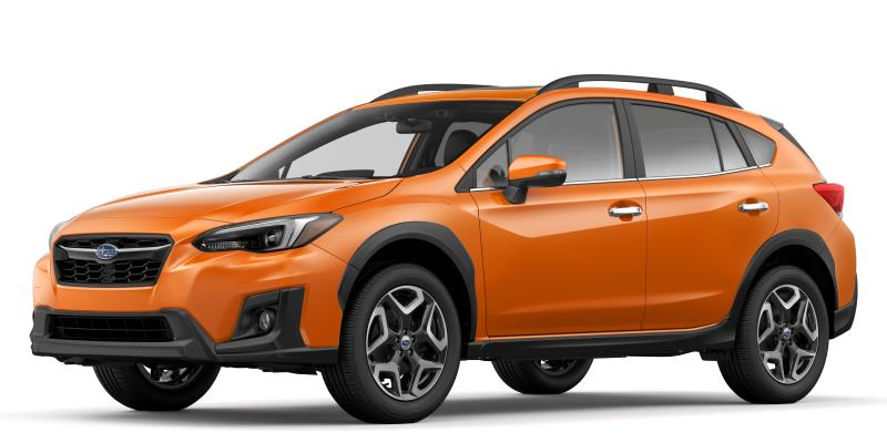 Subaru Crosstrek Engineering