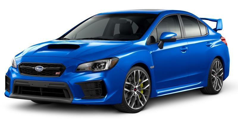 Subaru WRX STI Éloges et récompenses