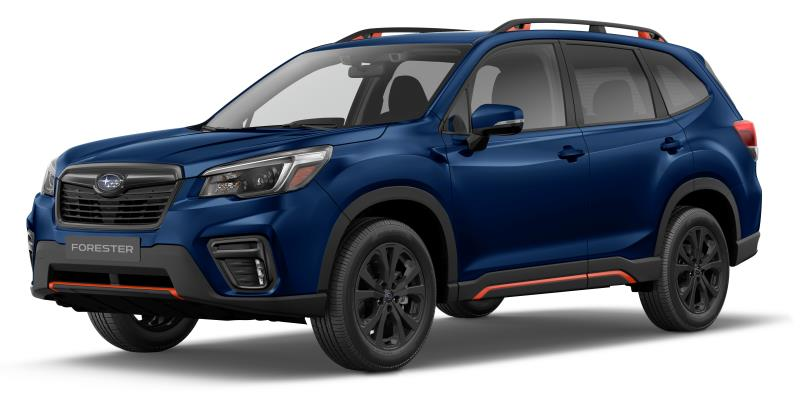 Subaru Forester Connected Services