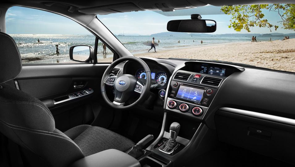 2015 XV Crosstrek Hybrid - Subaru Canada