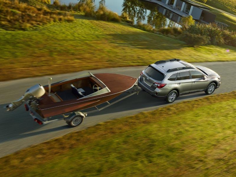 2015 Subaru Outback - Subaru Canada