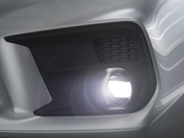 2020 SUBARU WRX LED Fog Lights
