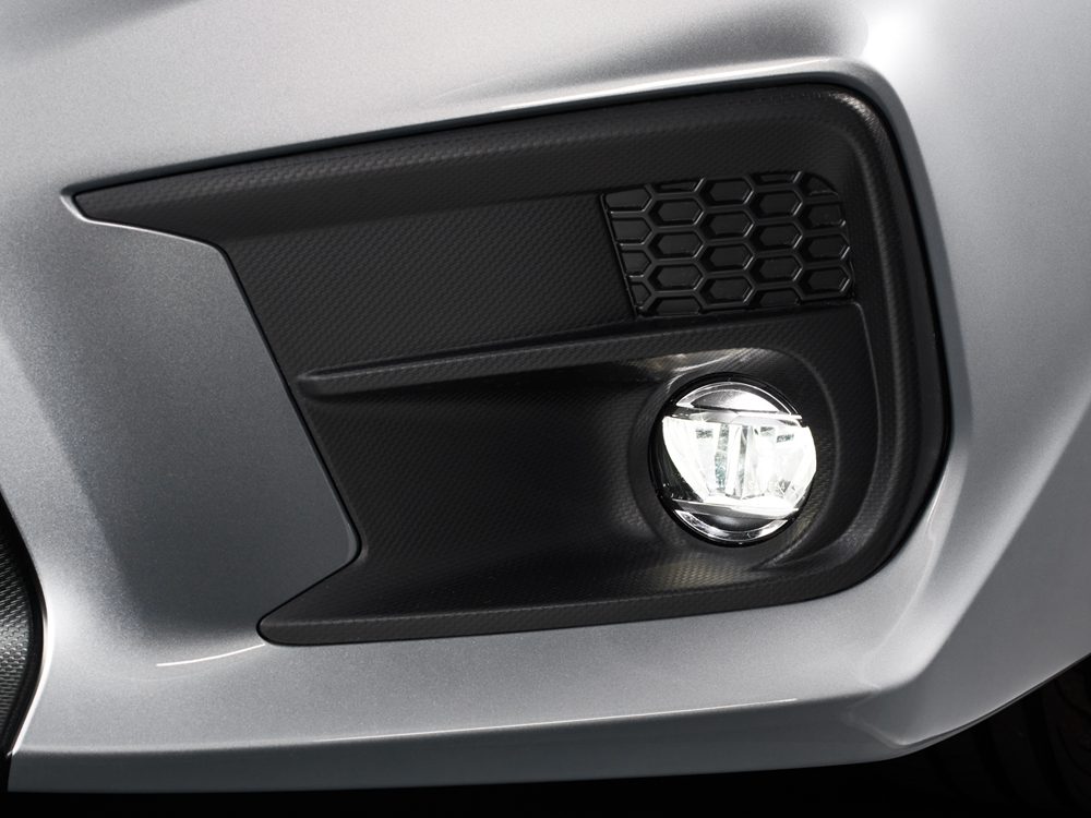 2018 WRX Exterior LED Fog Lights