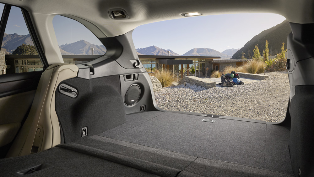 Interior 2019 Outback Subaru Canada