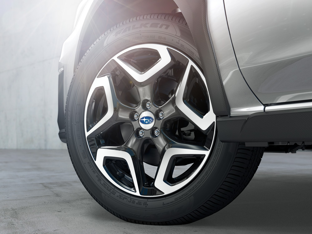 2020 Subaru Crosstrek 18-inch Aluminum Alloy Wheels
