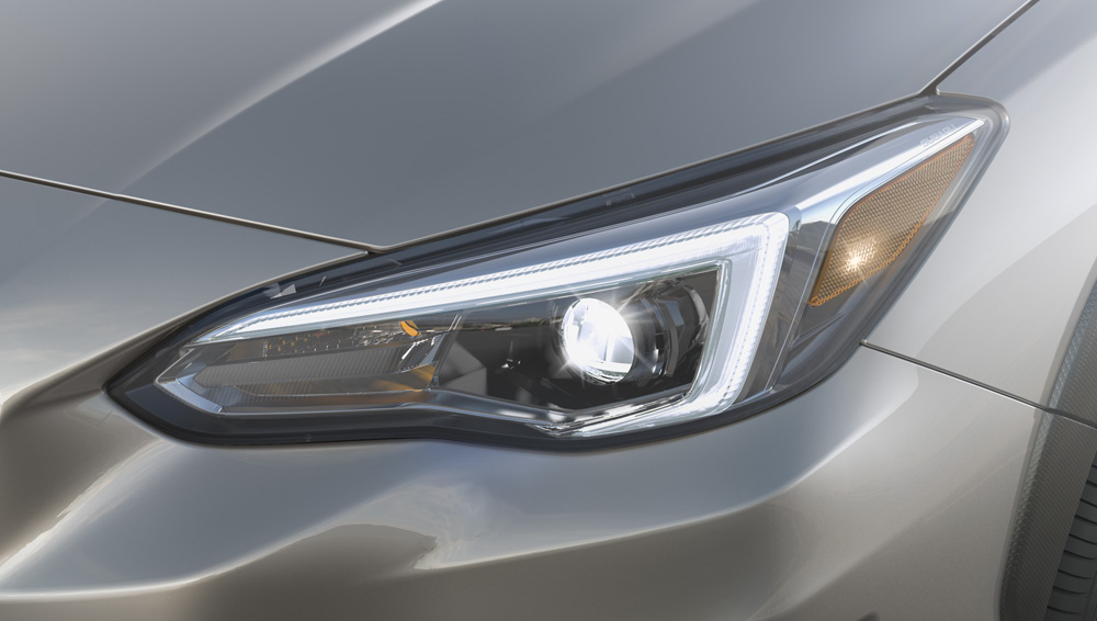 2020 Subaru Crosstrek Auto on/off headlights