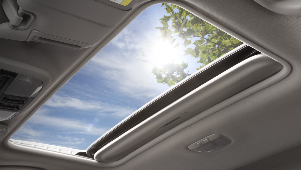 2020 Subaru Crosstrek Power Sunroof