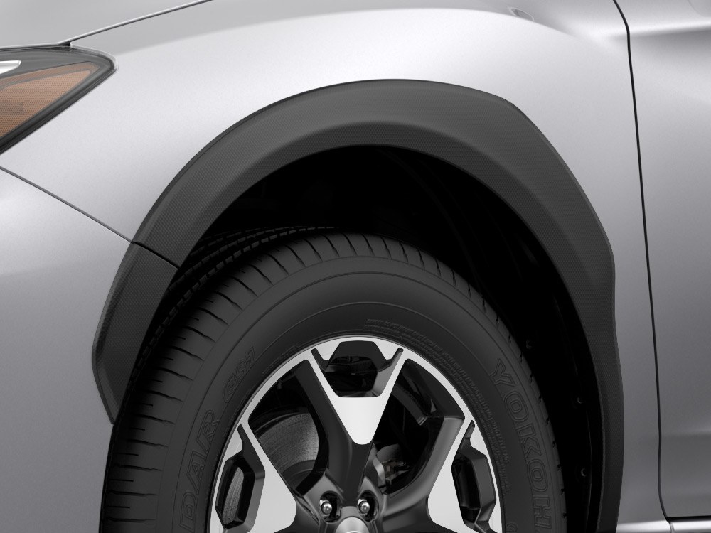 2020 Subaru Crosstrek Rugged Cladding