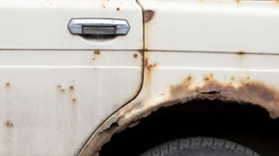 Surface Corrosion Limited Warranty
