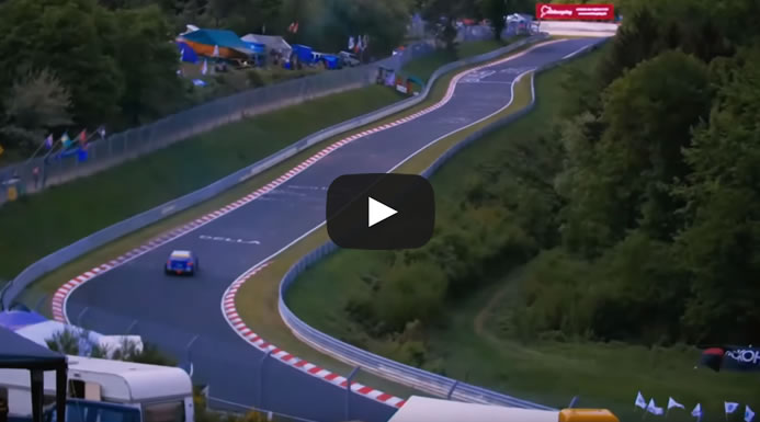 The challenge of the Nürburgring