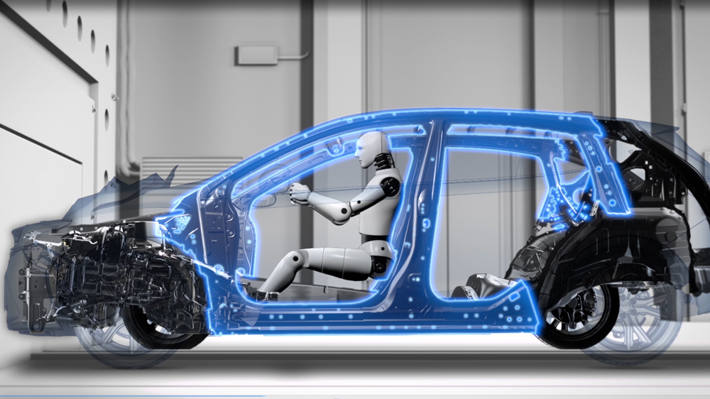 Subaru Global Platform Built for the future