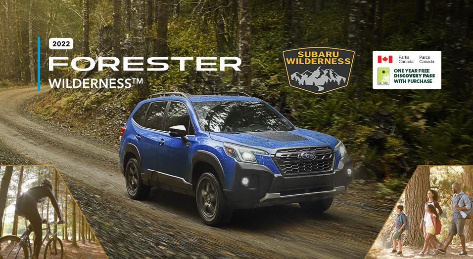 2022 Subaru Forester Wilderness™