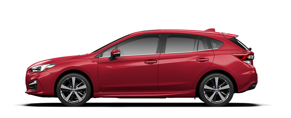 Subaru Hatchbacks Subaru Canada