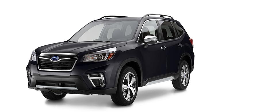 Exterior - 2019 Forester - Subaru Canada