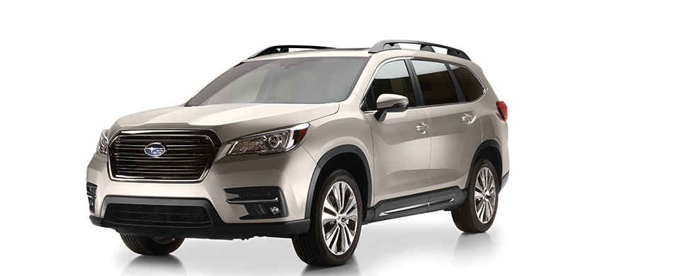 Exterior 2020 Ascent Subaru Canada