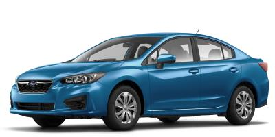 Pricing Subaru Canada