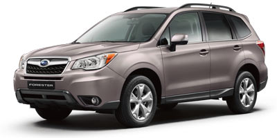 2016 Subaru Forester - Model Lineup at Subaru of Lethbridge