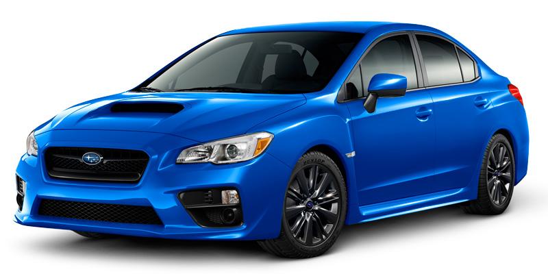 Pricing 2015 Wrx Amp Wrx Sti Subaru Canada