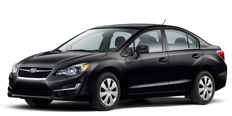 Introduction - 2015 Impreza - Subaru Canada