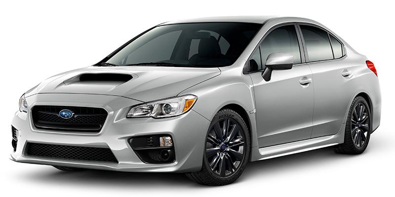 Subaru wrx sti 2017 prix